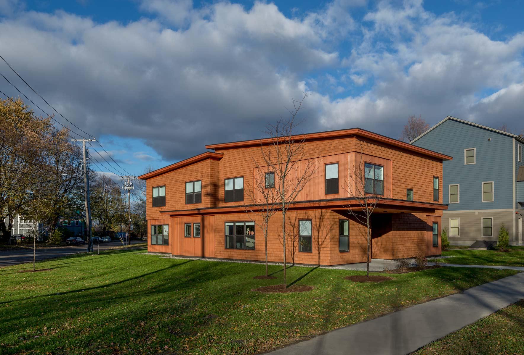 Howard Center, Colchester Avenue, Burlington, VT